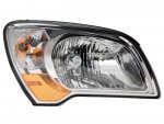 2009 Kia Sportage Right Passenger Side Replacement Headlight