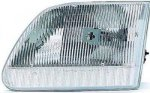 1999 Ford F150 Left Driver Side Replacement Headlight