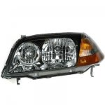2002 Acura MDX Left Driver Side Replacement Headlight