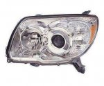 2008 Toyota 4Runner Left Driver Side Replacement Headlight