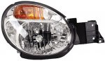 Subaru Impreza 2002-2003 Right Passenger Side Replacement Headlight