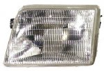 Ford Ranger 1993-1997 Left Driver Side Replacement Headlight