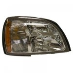 Cadillac Deville 2003 Right Passenger Side Replacement Headlight
