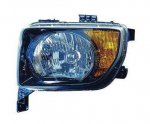 Honda Element 2007-2008 Left Driver Side Replacement Headlight