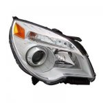 2010 Chevy Equinox Right Passenger Side Replacement Headlight