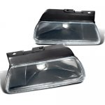 Dodge Neon 1995-1999 Black Parking Lights