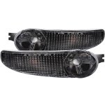 2000 GMC Yukon XL Denali Bumper Lights Black