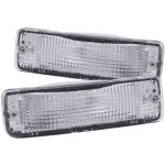 Toyota Pickup 1989-1995 Bumper Lights Clear
