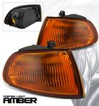 Honda Civic 1992-1995 JDM Amber Corner Lights