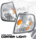 Ford Expedition 1997-2002 Clear Corner Lights
