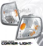 2002 Ford F250 Light Duty Clear Corner Lights