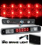 1995 GMC Sierra Black LED Third Brake Light