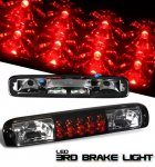 2000 GMC Sierra Smoked LED Third Brake Light