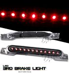 2000 Ford Focus Sedan Black LED Third Brake Light