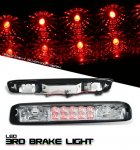 2000 GMC Sierra Clear LED Third Brake Light