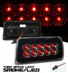 2000 Chevy S10 Smoked LED Third Brake Light