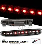 1993 Honda Civic Hatchback Black LED Third Brake Light