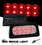 2002 Chevy S10 Clear LED Third Brake Light
