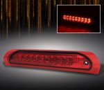 2002 Dodge Ram Red Full LED Third Brake Light
