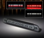 Toyota Tundra 2000-2006 Smoked LED Third Brake Light