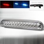 2007 Ford F350 Super Duty Chrome LED Third Brake Light