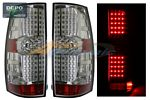 2011 Chevy Suburban Depo Clear LED Tail Lights