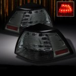 Pontiac G8 2008-2009 Smoked LED Tail Lights
