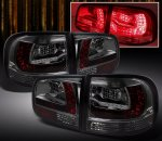 VW Touareg 2003-2007 Smoked LED Tail Lights
