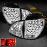 2001 Lexus RX300 Clear LED Tail Lights