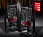 Scion xB 2003-2007 Smoked LED Tail Lights