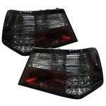1995 Mercedes Benz E Class Smoked LED Tail Lights