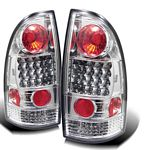 2010 Toyota Tacoma Clear LED Tail Lights
