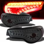 2013 Scion FRS Smoked LED Tail Lights