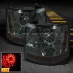 Land Rover Range Rover Sport 2006-2009 Smoked LED Tail Lights