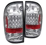 1995 Toyota Tacoma Clear LED Tail Lights