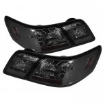 Toyota Camry 2007-2009 Smoked LED Tail Lights