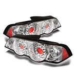 2003 Acura RSX Clear LED Tail Lights