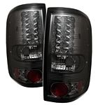 2004 Ford F150 Smoked LED Tail Lights