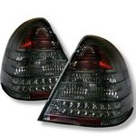 Mercedes Benz C Class 1994-2000 Smoked LED Tail Lights