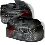 BMW E39 5 Series 1997-2000 Smoked LED Tail Lights