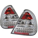 Mercedes Benz C Class 1994-2000 Clear LED Tail Lights