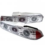 1998 Acura Integra Coupe Chrome LED Tail Lights