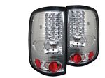 2004 Ford F150 Clear LED Tail Lights