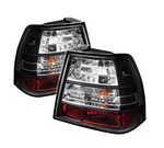 2004 VW Jetta Black LED Tail Lights