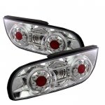 Nissan 240SX Hatchback 1989-1994 Clear LED Tail Lights