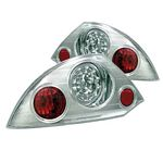 2003 Mitsubishi Eclipse Clear LED Tail Lights