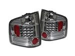 2000 Chevy S10 Clear LED Tail Lights