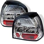 1994 VW Golf Clear LED Tail Lights