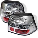 VW Golf 1999-2004 Clear LED Tail Lights