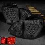 Lexus RX300 2001-2003 Smoked LED Tail Lights